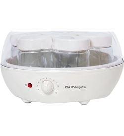 Orbegozo yogurtera para 7 yoyures. incorpora 7 tarros de cr yu2225 - 03202525