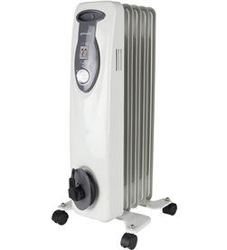 Radiador de aceite 5 elementos. RA1000E Orbegozo Estufas y Radiadores - RA 1000 E
