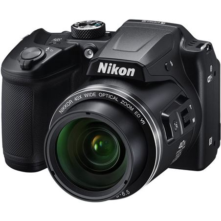 Nikon coolpix b500 +est +libro 16mp cmow40x-3'' v NIKB5001