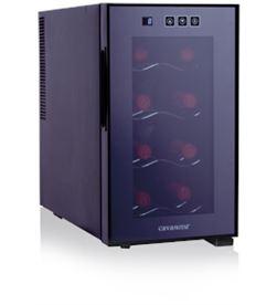 Todoelectro.es vinoteca cavanova cv008ns, 8 botellas, 46x32,5x57 - CV008