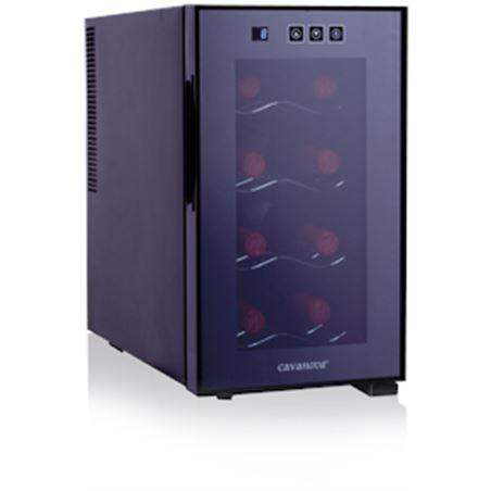 Todoelectro.es vinoteca cavanova cv008ns, 8 botellas, 46x32,5x57