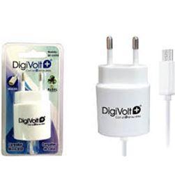 Todoelectro.es cargador para microcusb casa qc-2404 - QC-2404