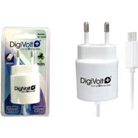 Todoelectro.es cargador para microcusb casa qc-2404