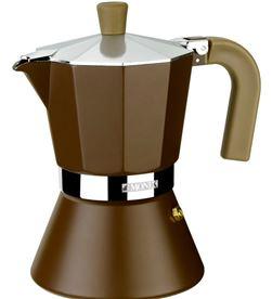 Monix cafetera bra cream 12 t. inducción m670012 Cafeteras - M670012