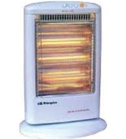 Orbegozo BP0303A radiador halogeno , 1200w, 3 tubos orbbp0303 - BP0303