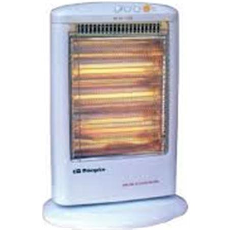 Radiador halogeno Orbegozo bp0303a, 1200w, 3 tubos ORBBP0303