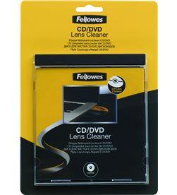 Todoelectro.es cd limpiador para lector cd_dvd fel99761 - 077511997617