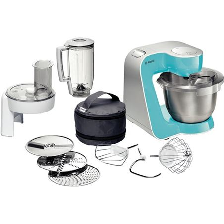 Robot de cocina-azúl Intenso bosch MUM54520