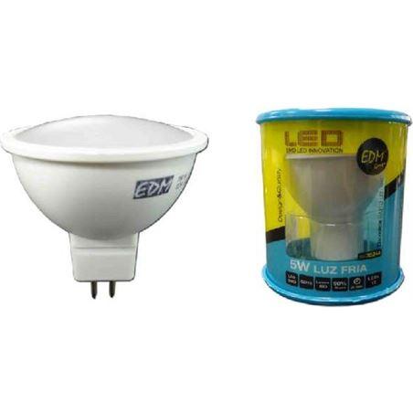 Todoelectro.es lampara led elektro mr16 5w 6400k luz fria elek35246