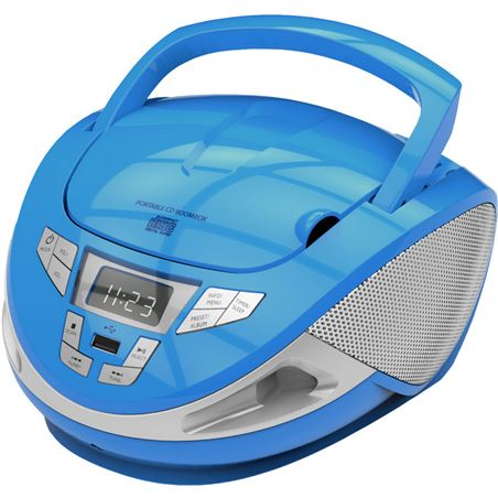 Brigmton radio cd mp3 usb 440 azul w440a BRIW_440_A