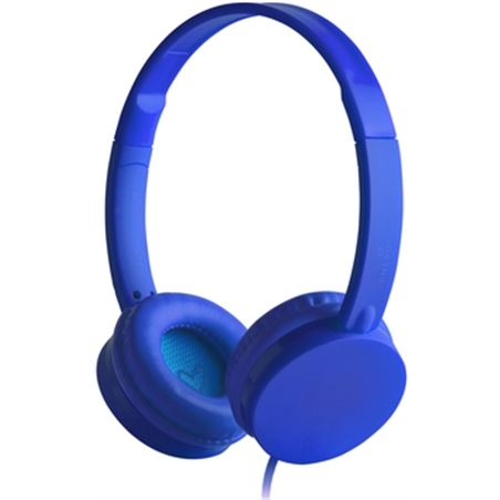 Auriculares diadema energy sistem azul Intenso ENRG394876