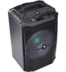 Woxter SO26_062 altavoces rock n roller 50w usb led fm 2 micros - SO26_062