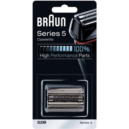Recambios afeitadora Braun casette 52 b (nueva se BRACASETTE52B