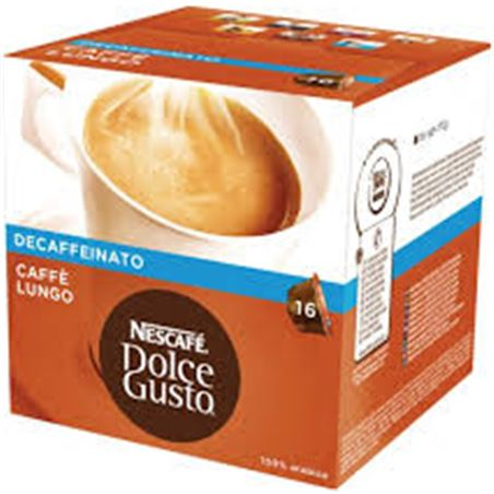 Nestlé capsulas lungo decaffeinato 3*16 nes12062868