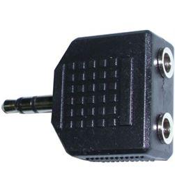 Adaptador jack 3,5 mm(m)-2x jack 3,5 mm(h) Sinox SINOCTA3002 - 5706808227476