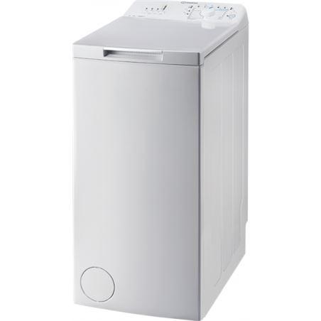 Lavadora  carga superior  6kg. Indesit btwa61253 (1200rm) INDBTWA61253