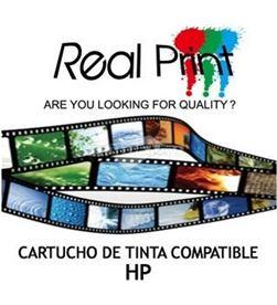 Todoelectro.es tinta compatible con cartucho hp 301xl negra rpthp301xlbk - 6938345320931