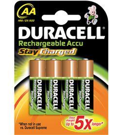 Duracell pila braun aa (lr 06) b4 duralock 2400 durlr06duralokb - AA(LR06)B4-SC