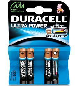 Duracell pila braun aaa (lr 03) ultra power al 4kp aaalr03ultra - 05144446
