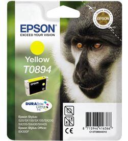 Epson C13T08944011 cartucho tinta amarillo eps Impresión - C13T08944011