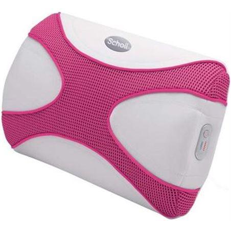 Mini cojin masaje x-pop rosa Scholl drma7731pe SCLDRMA7731PE