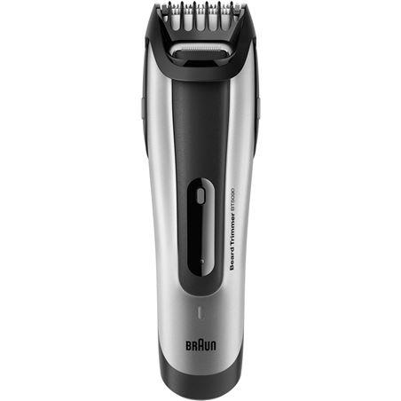 Corta barbas Braun bt5090 plata BRABT5090PLATA