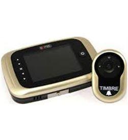Mirilla digital grabadora de puerta Exitec 751, pa 751NIQUELMATE - 751NIQUELMATE