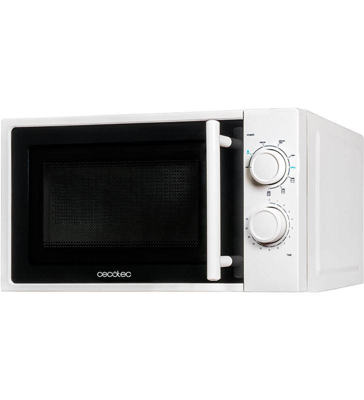 Cecotec microondas 01362 con grill 700w/900w blanco - 01362