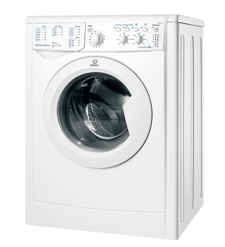 Indesit lavadora carga frontal 7kg iwc71253ecoeu a+ INDIWC71253ECOEu - IWC71253ECOEU