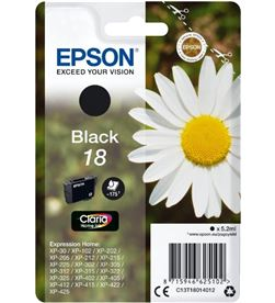 Tinta negra Epson 18 claria home EPSC13T18014012 Impresión - EPSC13T18014012