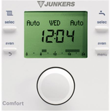 Junkers junker termostato cr-80rf cr80rf 01163317