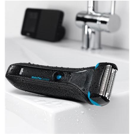 Afeitadora Braunafeitadora waterflex, negra serie5 (83631) 03165795