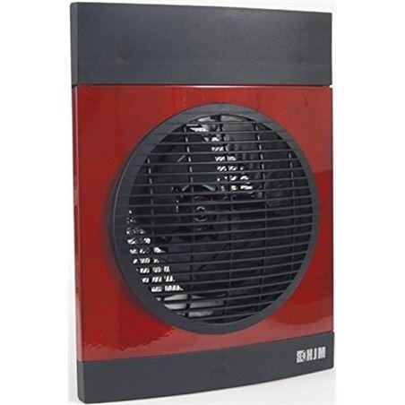 H.j.m. hjm 639 - calefactor negro-rojo 04147322