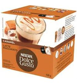 Nestlé bebida dolce gusto caramal latte machiatto nes12136960 - 12136960