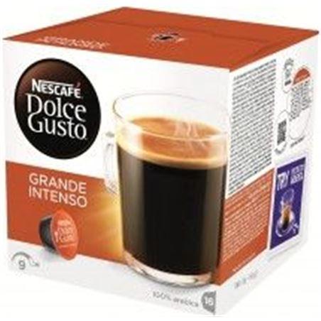 Nescaf dolce gusto - grande Intenso - 3 paquetes de 16 cpsulas - total: 48 7613032913250