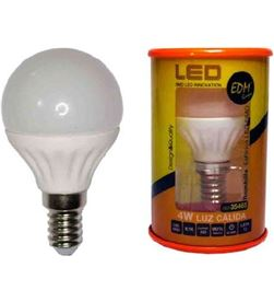 Todoelectro.es bombilla led elektro e14 5w 3200k luz calida 35465 elek35465 - 8425998354652