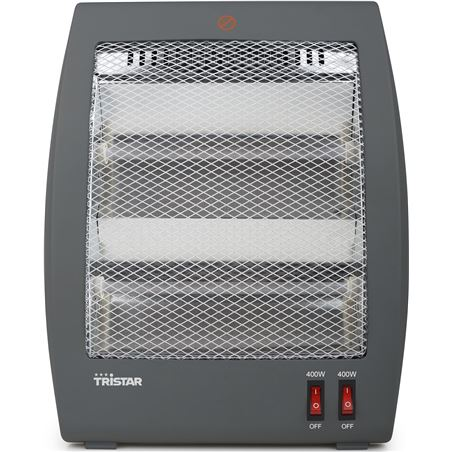 Tristar ka-5011 - estufa de barras de cuarzo, 800 w 8713016050113
