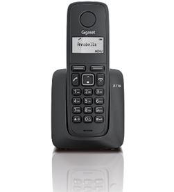 Todoelectro.es telefono inalambrico gigaset a116, negro - 08163420