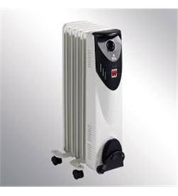 F.m. radiador de aceite fm rw10 serie rw 1000w, 5 elem - 04200506
