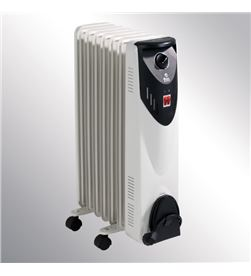 F.m. RW15 radiador de aceite fm serie rw 1500w, 7 elem - 04200507