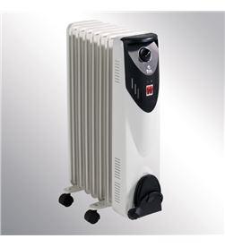 F.m. radiador de aceite fm rw15 serie rw 1500w, 7 elem - 04200507