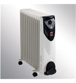 F.m. radiador de aceite fm rw25 serie rw 2500w, 11 ele - RW25