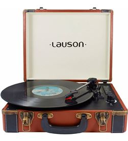 Lauson CL605 tocadiscos maletin piel Giradiscos tocadiscos - CL605