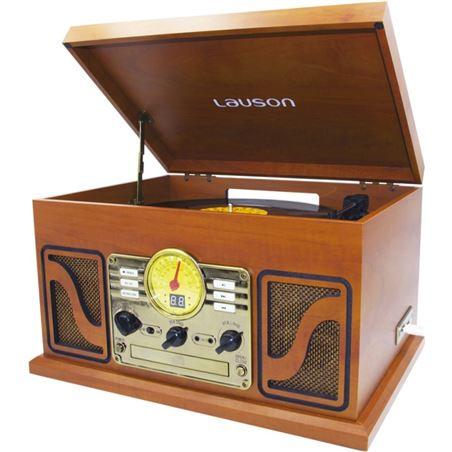 Tocadiscos Lauson CL606 retro