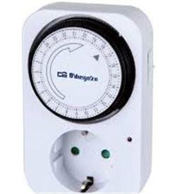 Orbegozo PG02 programador 24h, para emisores term Accesorios - PG02