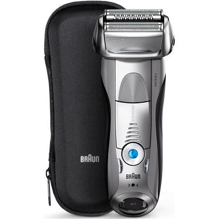 Afeitadora Braun Braun serie 7 7893S, wet & dry