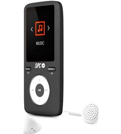 Reproductor mp4 8488D Spcinternet, 8gb, radio Radio y Radio/CD - 8488D