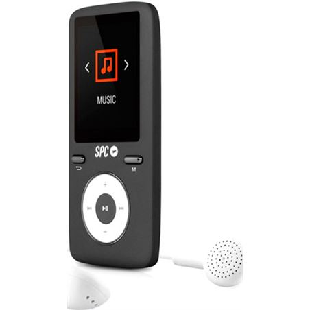 Reproductor mp4 8488D Spcinternet, 8gb, radio