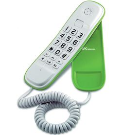 Telefono fijo Spc telecom 3601V blanco - 3601V