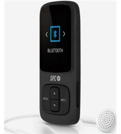 Spc 8578N reproductor mp4 internet negro Reproductores MP3/4/5 - 8578N